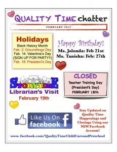 February Newsletter Suffolk