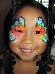 Julie's Face Painting and Glitter Tattoos